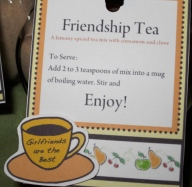 Friendship Tea from BillyGorilly.com Music and Fun for Kids